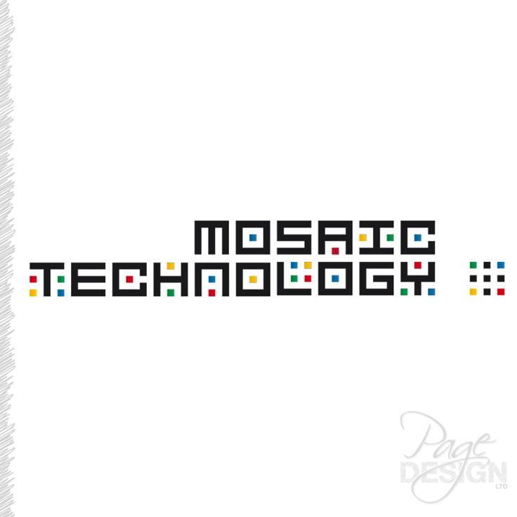 Logo Design for Mosaic Technology, South Africa