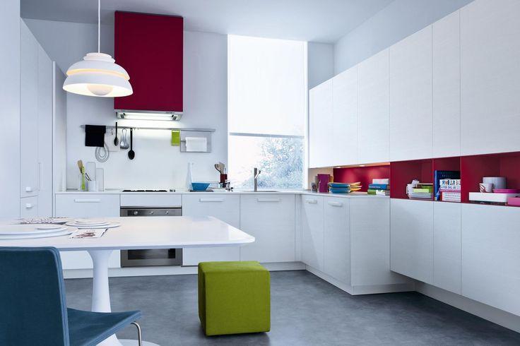 Poliform - My Planet Kitchen by CR&S Varenna for Poliform