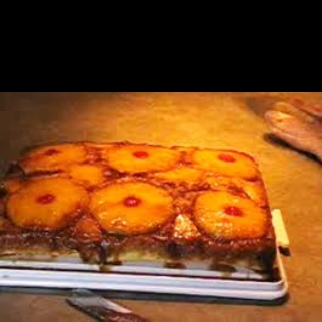 Haitian Pineapple Cake Recipe