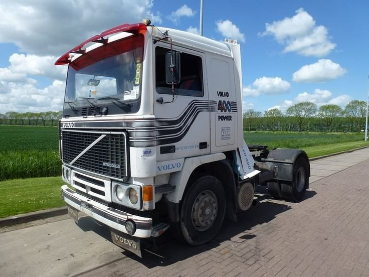 For sale: Used and second hand - Tractor unit VOLVO F 12