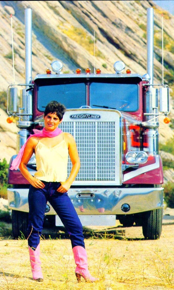 Pin on Truckin Mama