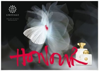 I love tuberose-Amouage Honour Woman.
