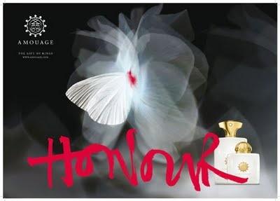 I love tuberose-Amouage Honour Woman.