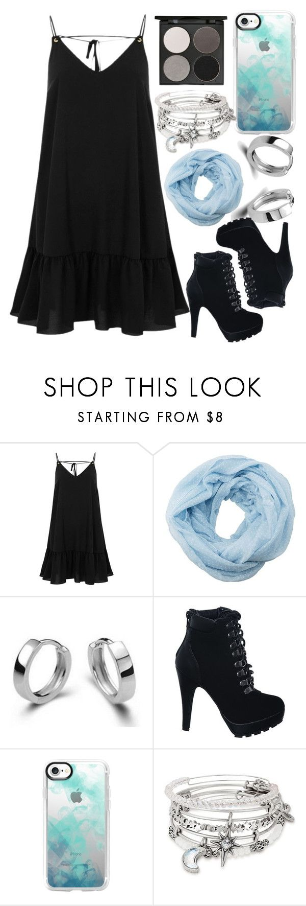 """""""Selling a dream"""" by sarah-rose-312205 on Polyvore featuring River Island, Charlotte Russe, Casetify, Alex and Ani and Gorgeous Cosmetics"""