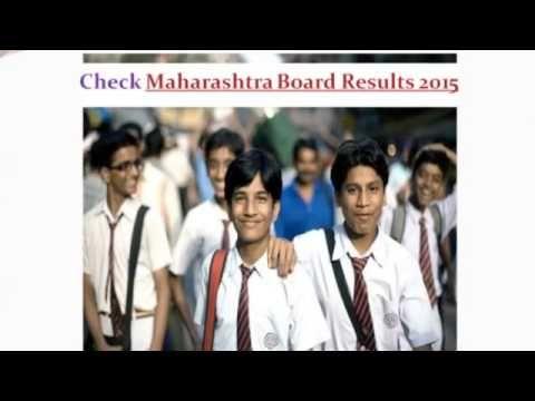 Maharashtra Board Results 2015