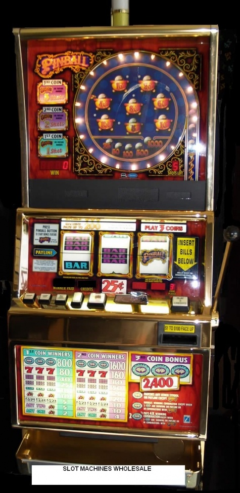 One of the funnest old quarter machines out there! Love this slot machine!