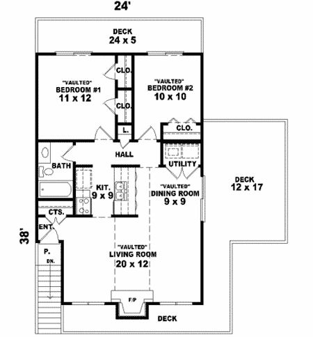 Small Elevated House Plans Small Home Plan And House Design Ideas