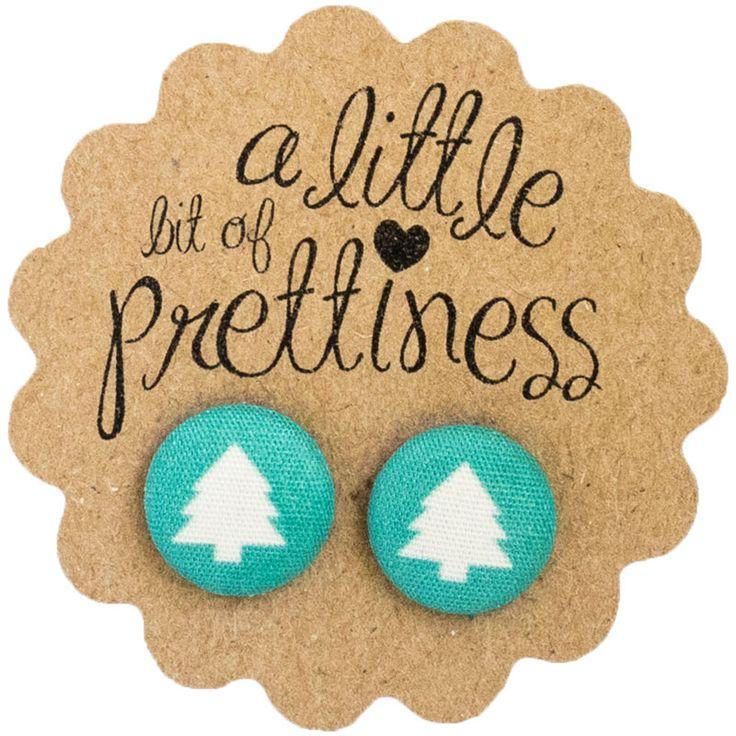 Christmas Tree Earrings!