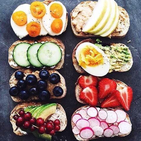 Snack food alternatives