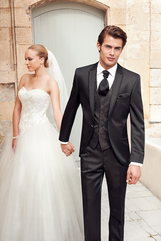 pretty woman & man Hochzeitsmode | Hochzeitsmode & Anzüge für Herren