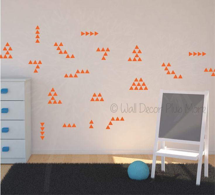 Geometric Wall Paint, Geometric Wall And Nursery