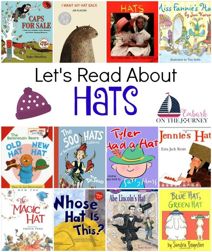 Heres A Great List Of Books All About Hats Snuggle Up And Read One With