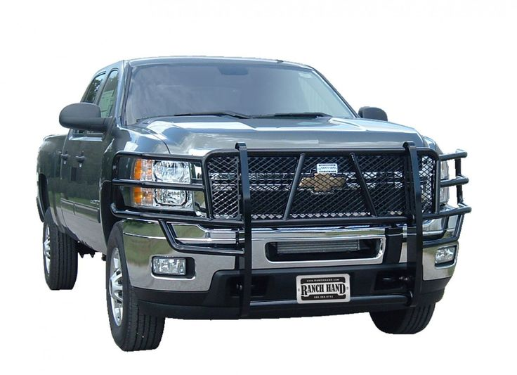 Ranch Hand Legend Grille Guard | Ranch Hand Grill Guards | RanchHand Brush Guard