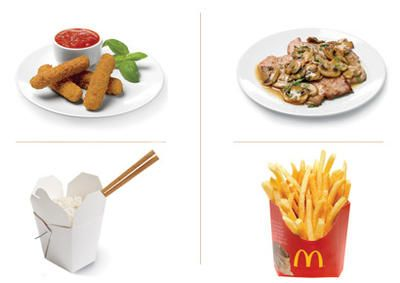 What to order when you eat out—even fast food!