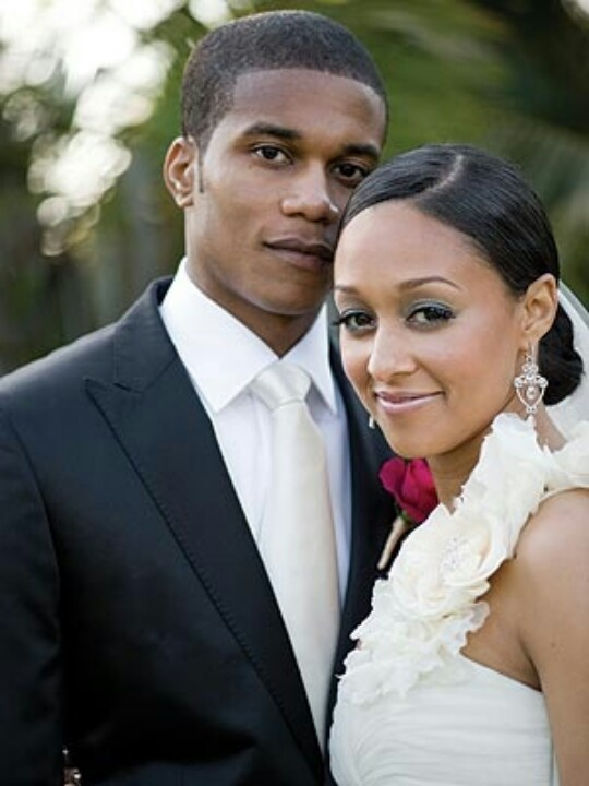 Celebrity Wedding Tia Mowry Cory Hardrict The Love Story From