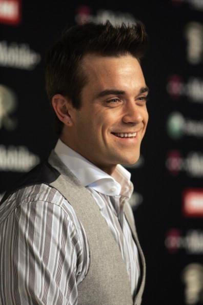 Robbie Williams :D
