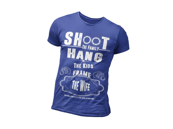 Discover Shoot The Family, Hang The Kids, T-Shirt from Toxic Tees & Hoodies, a custom product made just for you by Teespring. With world-class production and customer support, your satisfaction is guaranteed. - Shoot the family, Hang the kids, frame the wife.