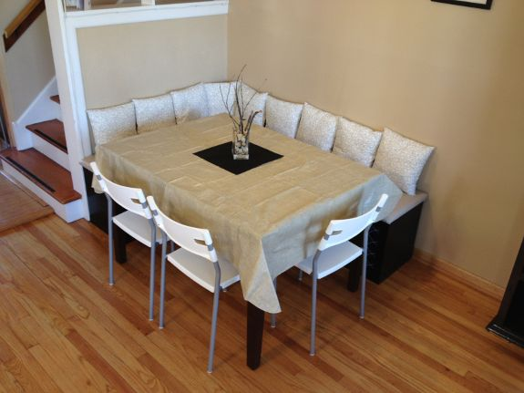 Dining Room Corner Bench: 17 Best Ideas About Bedroom Bench Ikea On Pinterest