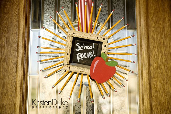 Welcome Walk~Back to School decor