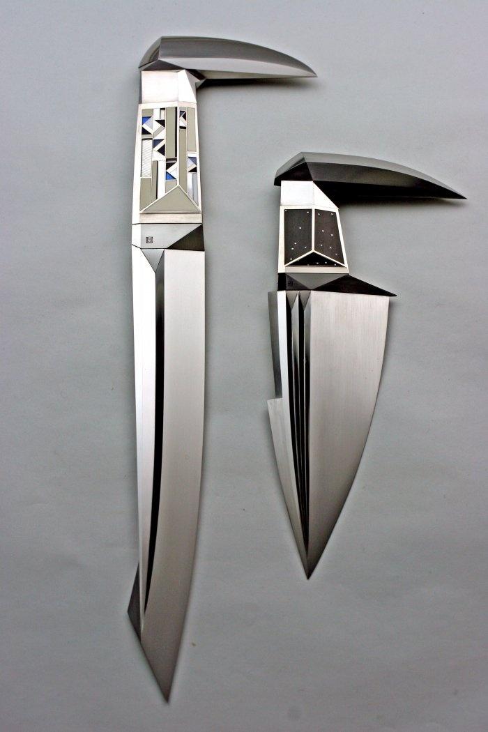 Juergen Steinau Knife Objects