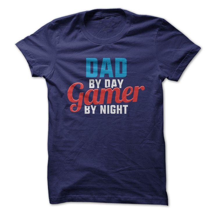 Dad By Day. Gamer By Night