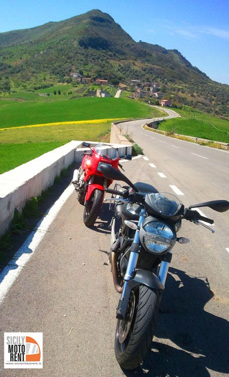 Ducati & Ducati in Sicily