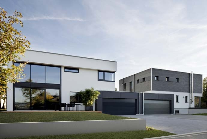 doppelhaus doppelhaus pinterest haus and und. Black Bedroom Furniture Sets. Home Design Ideas