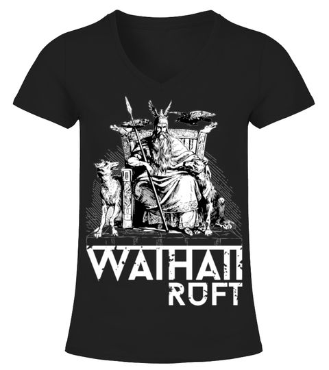 Odin Walhall Ruft viking odin T-shirt