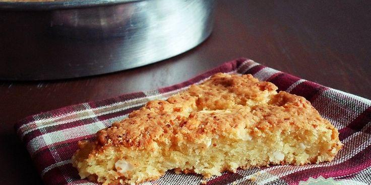 Το υλικό που κάνει την διαφορά, σ' αυτή την συνταγή για τυρόψωμο και του δίνει ιδιαίτερο χαρακτήρα είναι το πορτοκάλι!