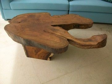 modern organic coffee table | All Products / Living / Coffee and Accent Tables / Coffee Tables