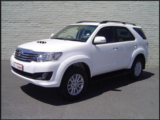 Toyota Fortuner Mileage, Specs and Release Date