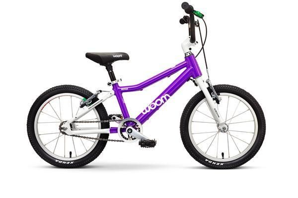 "WOOM 3 | Bicicleta copii 16"" | 4-6 Ani | 105-125 cm | 5.8 kg  #Prebike #Kidbike #Kids ##bicycle #WoomBikes #copii #parinti #bicicleta #BicicletaCopii"