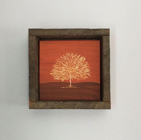 Primitive Home Decor, Hand Engraved Wood, Folk Art, Fall Autumn Decor, Rustic, Wall Art, Mantel Shelf, Office, New Home Gift, Country