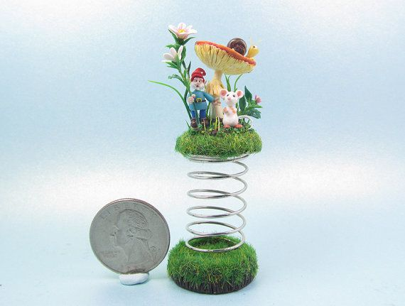 Hey, I found this really awesome Etsy listing at https://www.etsy.com/listing/281247400/the-micro-gnome-and-friends