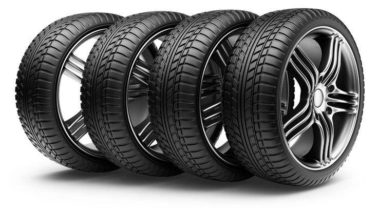 Everything rides on your tires, quite literally. Check your tires regularly and replace when necessary!
