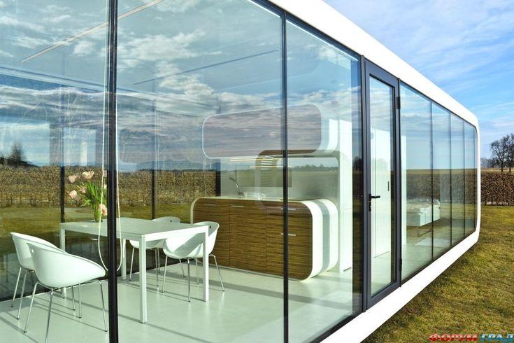 contemporary -mobile home design
