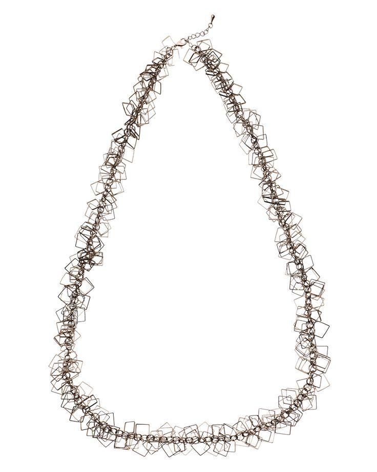 Phase Eight Gina Necklace Metallics