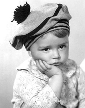 """George """"Spanky"""" McFarland (October 2, 1928 – June 30, 1993) was an American actor most famous for his appearances as a child in the Our Gang series of short-subject comedies of the 1930s and 1940s. The Our Gang shorts were later syndicated to television as The Little Rascals."""