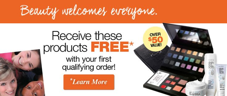 Receive all these products FREE*