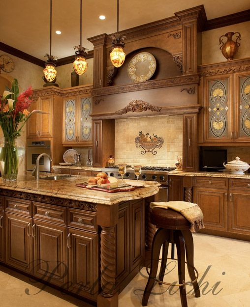 Dream Home Kitchen: Best 25+ Tuscany Kitchen Ideas On Pinterest