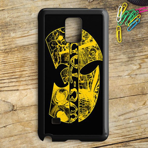Wu Tang Clan Logo Woowshop Samsung Galaxy Note 5 Case   armeyla.com