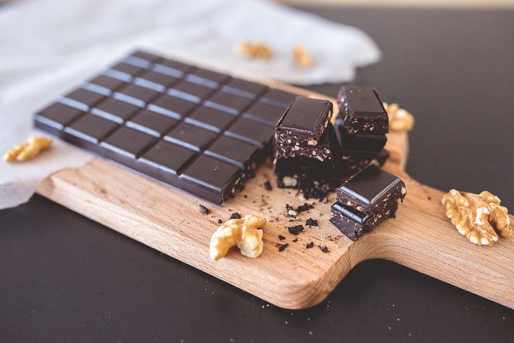 Zajadając się naszą czekoladą macie pewność, że zamiast pójść w biodra, wyjdzie wam ona na zdrowie. Jest pyszna, słodka i zdrowa...