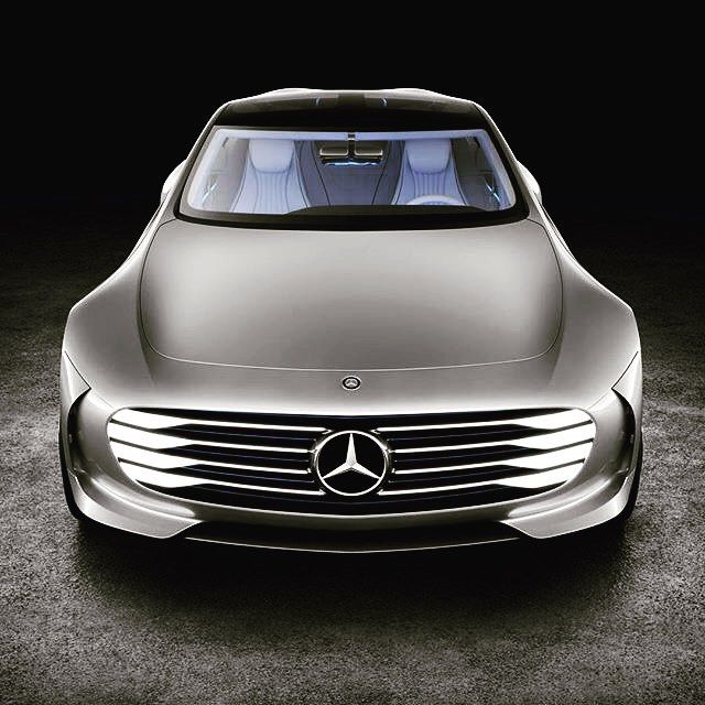 Mercedes Benz - A well know luxury automobile brand from Germany. Under Daimler AG #mercedes #iaa #car