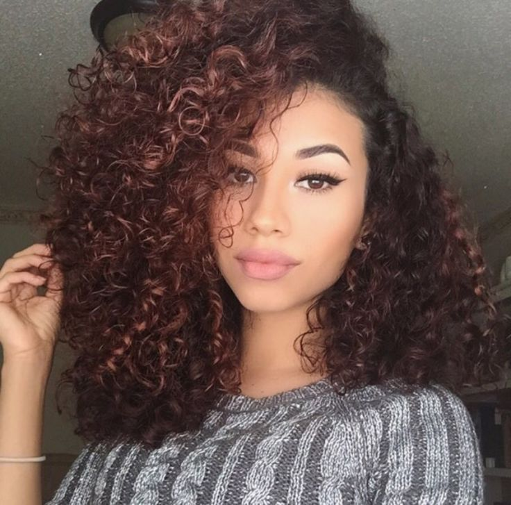 Hairstyle Girl Curly: 188 Best Ideas About ♫Natural Curly Hair♫ On Pinterest