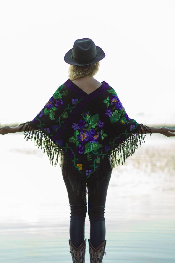 http://www.casadeemilio.com/shop/zarape/  Casa de Emilio fashion Bohemian clothing Mexican poncho