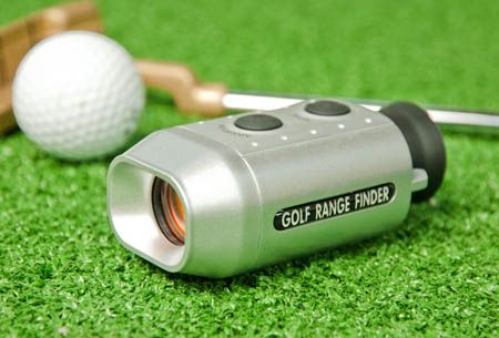 Digital Golf Distance Finder