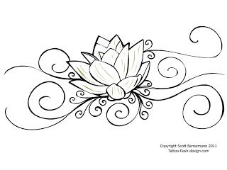 Lotus flower tattoo designs for women | Like Tattoo