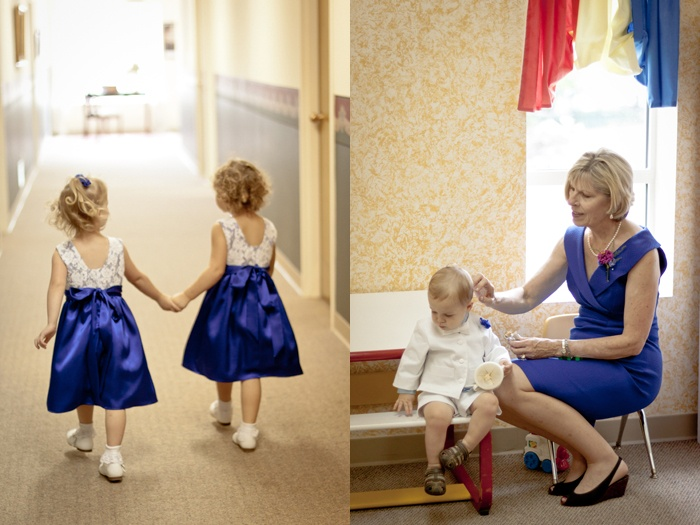 I love capturing the candid moments of flower girls & ring bearers during weddings.  Photography by Naomi & Samuel Karth © www.thekarths.com