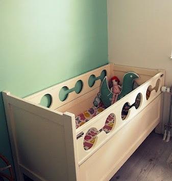 Babykamer Vintage 1