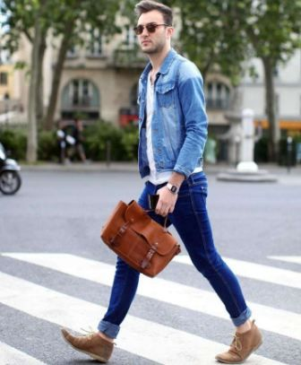 Chukka Jeans